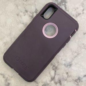 iPhone Xs Otterbox Defender Case